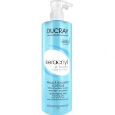 Очищающий гель для лица и тела Keracnyl Ducray