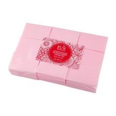 IRISK, Салфетки Безворсовые Супервпитывающие, 600 шт, Розовые