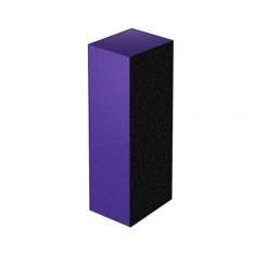 ruNail, Шлифовщик для искусственных ногтей пурпурный, 150/150/100
