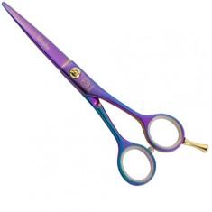 Mizuka ножницы парикмахерские pbs-sk36 purple (5.5