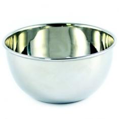 Metzger-barbering чаша для бритья sb-10245 (stainless steel)