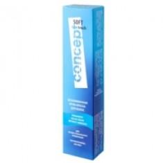 Concept Soft Touch - Крем-краска для волос безаммиачная, тон 7.7 Светло-коричневый, 60 мл Concept (Россия)