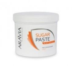 Aravia Professional - Паста сахарная для депиляции Натуральная, мягкой консистенции, 750 г. Aravia Professional (Россия)