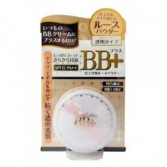 прозрачная рассыпчатая жемчужная пудра meishoku moisto-labo mineral foundation