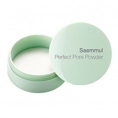 пудра рассыпчатая the saem saemmul perfect pore powder