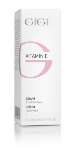 GIGI Сыворотка / Serum VITAMIN E 30 мл