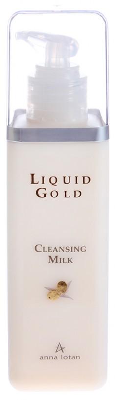 ANNA LOTAN Молочко очищающее Золотое / Cleansing Milk LIQUID GOLD 200 мл