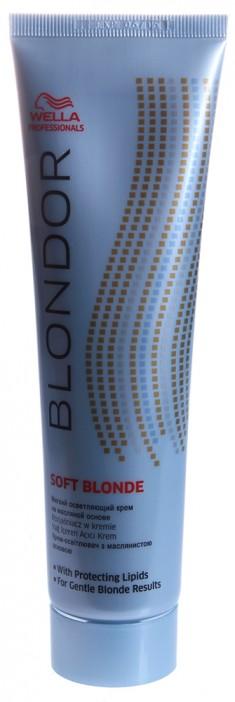 WELLA Professionals Крем мягкий для блондирования / Multi Blonde Blondor 200 г