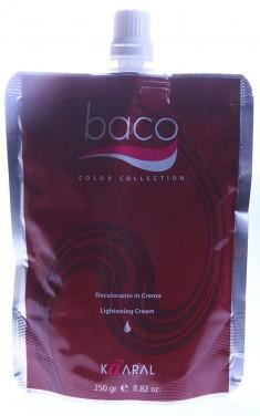 KAARAL Крем осветляющий с натуральными минеральными маслами / Bleach Hair Cream BACO 250 мл