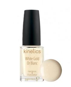 KINETICS Укрепитель для ногтей / White Gold 15 мл