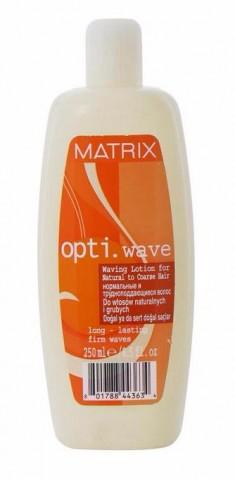MATRIX Лосьон для завивки натуральных трудноподдающихся волос / ОПТИ ВЕЙВ 250 мл