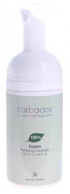 ANNA LOTAN Пенка очищающая Барбадос / Foam Purifying Cleanser BARBADOS 125 мл