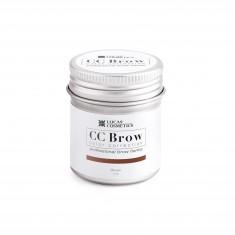 LUCAS' COSMETICS Хна для бровей, коричневый (в баночке) / CC Brow brown 5 г