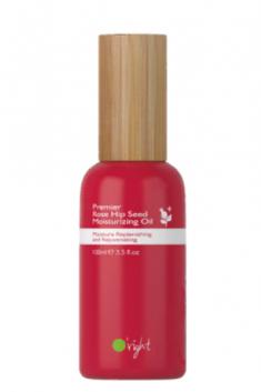 O'RIGHT Масло увлажняющее для волос Шиповник / Rose Hip Seed Moisturizing Oil 100 мл