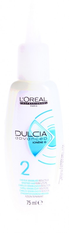 LOREAL PROFESSIONNEL Лосьон № 2 для чувствительных волос Дульсия Эдванст / DULCIA ADVANCED Ionène G 75 мл
