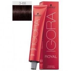 SCHWARZKOPF PROFESSIONAL 3-68 краска для волос / Игора Роял 60 мл