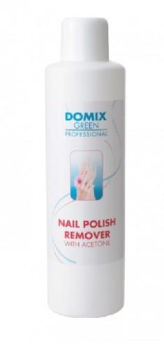 DOMIX GREEN PROFESSIONAL Средство с ацетоном для снятия всех видов лака / Nail Polish Remover with Acetone DGP 1 л