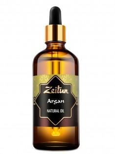 Натуральное растительное масло арганы