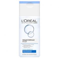 L`OREAL Мицеллярная вода для нормальной и смешаннной кожи 400 мл L`OREAL PARIS