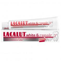 Лакалют зубная паста White&Repair 75 мл LACALUT