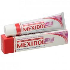 Мексидол Дент SENSITIV Зубная паста 65г Mexidol dent