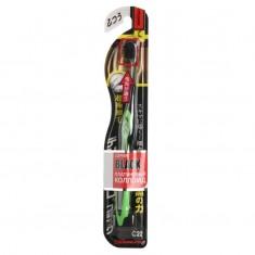 DENTALPRO Black Compact Head Щетка зубная средняя жесткость