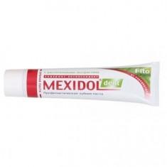 Мексидол Дент FITO Зубная паста 65г Mexidol dent
