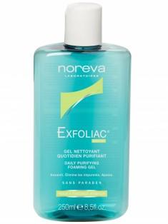 Норева (Noreva) Эксфолиак Мягкий очищающий гель для проблемной кожи лица 250 мл