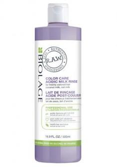 Matrix Биолаж R.A.W. Color Care Молочко для стабилизации уровня ph 500 мл