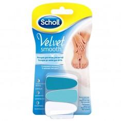 Scholl Сменные насадки для электрической пилки для ногтей