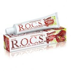 Рокс/Rocs Зубная паста Teens Кола и Лимон 74 гр.