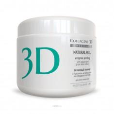 Коллаген 3Д Пилинг с коллагеназой NATURAL PEEL 150 г Collagene 3D