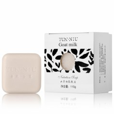 YUN-NIU Натуральное мыло с экстрактом козьего молока 115 г