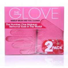 MakeUp Eraser перчатки для снятия макияжа 2 шт розовый 006067