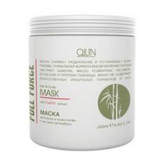 Маска с экстрактом бамбука для волос и кожи головы, 250 мл (Ollin Professional)