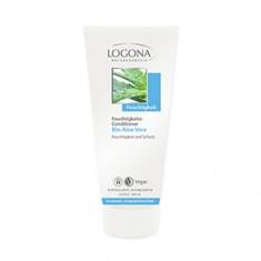 Кондиционер с био-аргановым маслом для блеска волос, 200 мл (Logona)