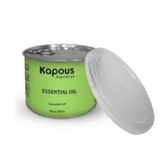 Жирорастворимый воск с экстрактом масла авокадо в банке, 400 мл (Kapous Professional)