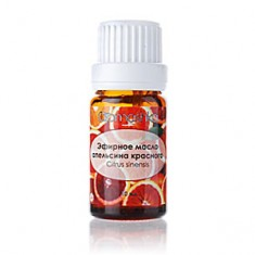 Апельсина красного 100 % натуральное эфирное масло, 10 мл (Аромашка)