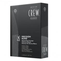 Камуфляж для седых волос, Темный натуральный 2/3, 3 шт.*40 мл (American Crew)
