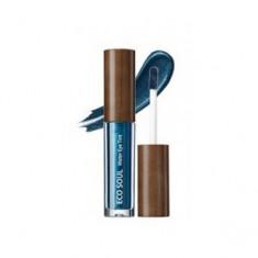 Тинт жидкий для глаз, оттенок BL01 Clear Blue, 4 г (The Saem)