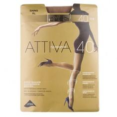 Колготки женские OMSA ATTIVA 40 den Daino р-р 5