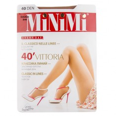 Колготки женские MINIMI VITTORIA 40 den Daino р-р 3