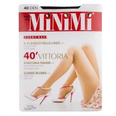 Колготки женские MINIMI VITTORIA 40 den Nero р-р 5