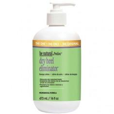BE NATURAL Крем увлажняющий, заживляющий трещины для сухой кожи рук и ног / Dry Heel Eliminator 473 г