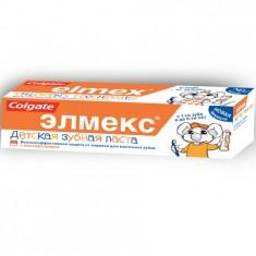 Elmex Зубная паста Детская 50мл для детей с 1-го зуба и до 6 лет