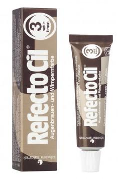 REFECTOCIL Краска для бровей и ресниц, № 3 коричневый 15 мл