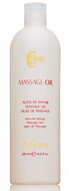 LEVISSIME Масло массажное для лица и тела / Massage Oil 500 мл