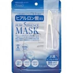 Japan Gals - Маски для лица с гиалуроновой кислотой, 7 шт.