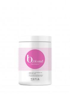 TEFIA Маска для светлых волос с абиссинским маслом / Bblond Treatment 1000 мл