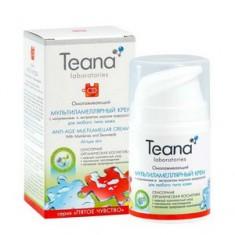 Омолаживающий мультиламеллярный крем, 50 мл (Teana)